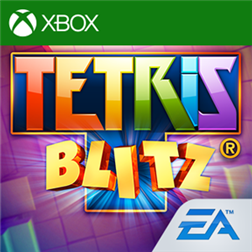 игра Tetris Blitz для Windows Phone