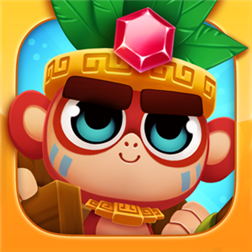 Игра Tiki Monkeys для Windows Phone