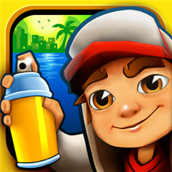 Игра Subway Surfers для Windows Phone