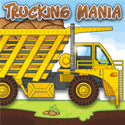 Игра Trucking Mania для Windows Phone