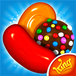 Candy Crush Saga для Windows Phone