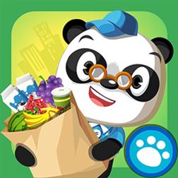 Игра Dr. Panda's Supermarket для Windows Phone