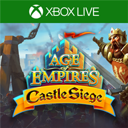 игра Age of Empires: Castle Siege для Windows Phone