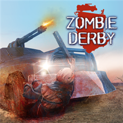 игра Zombie Derby для Windows Phone
