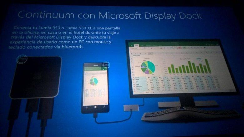 В сеть утекли слайды с официальной презентации новых смартфонов Lumia 950, 950 XL и 550