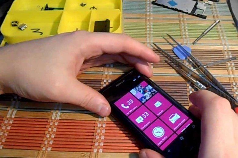 Гарантийный ремонт смартфонов Nokia или как не опускать руки
