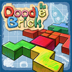 игра Doodle Brick для Windows Phone