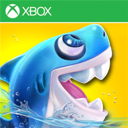 игра Shark Dash для Windows Phone