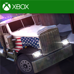игра Trucking 3D! для Windows Phone