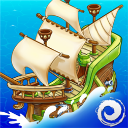 игра Pirates of Everseas для Windows Phone