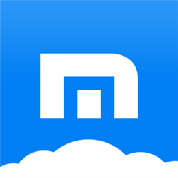 Приложение Maxthon Browser для Windows Phone