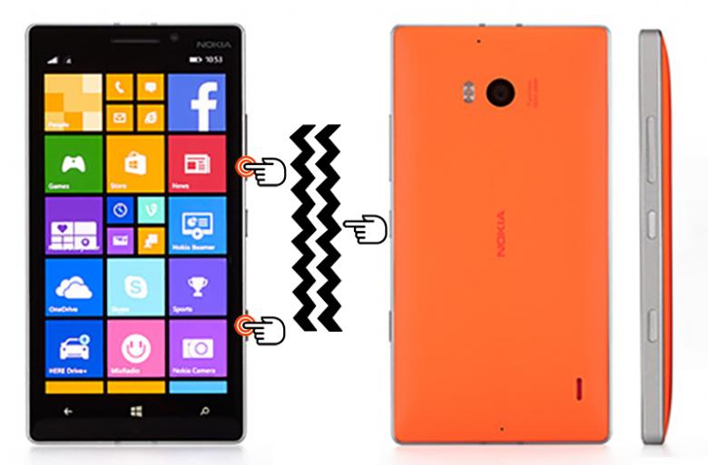Как правильно сделать Hard Reset на смартфонах Windows Phone