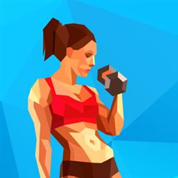 Приложение Фитнес для женщин для Windows Phone