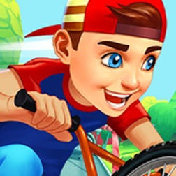 Bike Blast Run для Windows Phone