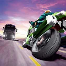 игра Traffic Rider для Windows Phone