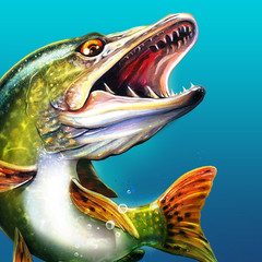 игра Let's Fish: Sport Fishing для Windows Phone