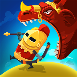 игра Dragon Hills для Windows Phone
