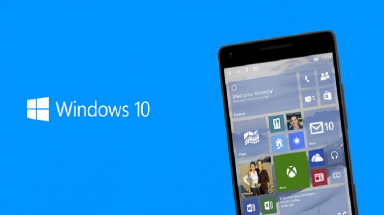Сегодня стали известны смартфоны, для которых официально доступна Windows 10 Mobile