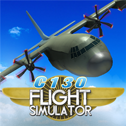 Игра Flight Simulator C130 для Windows Phone