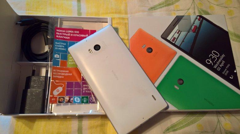 Грандиозное снижение цены, только у нас Вы можете купить Nokia Lumia 930
