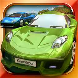 игра Race illegal: High Speed 3D для Windows Phone