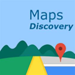 Приложение Maps App Discovery для Windows Phone