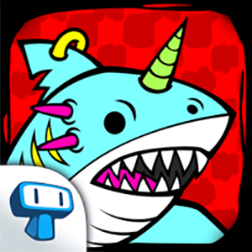 игра Shark Evolution Clicker для Windows Phone