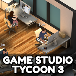 Game Studio Tycoon 3 для Windows Phone