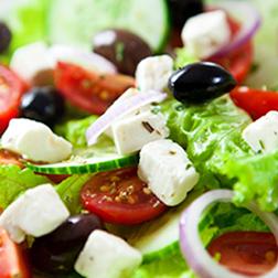 Приложение Рецепты салатов для Windows Phone