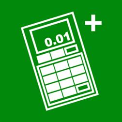 Приложение Калькулятор++ для Windows Phone