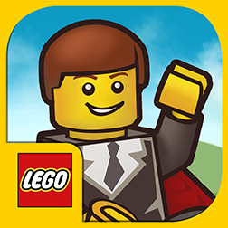 Игра LEGO® Juniors: Create and Cruise для Windows Phone