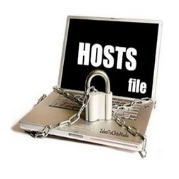 Где hosts Windows 7