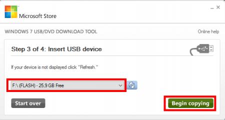 Как переустановить Windows 8 на Windows 7