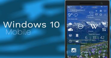 Чего нам ждать от Windows 10 Mobile Update