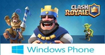 Как играть в Clash Royale на Windows Phone 10 (проблема решена)