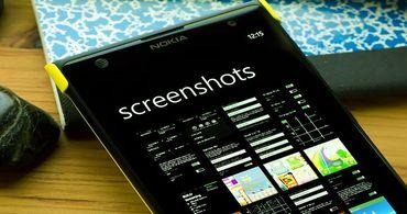 Как снимать скриншот на Виндовс Фон