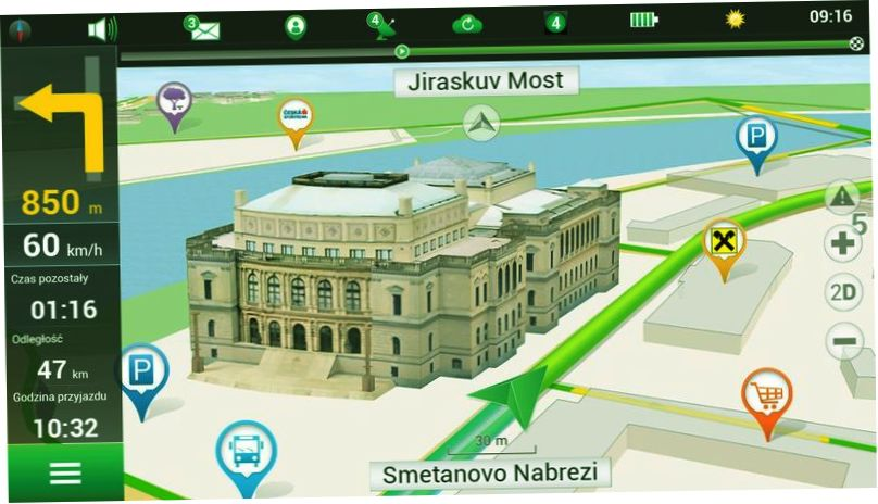 Программу на windows mobile навител