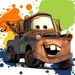 Приложение Cars Paint для Windows Phone