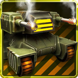 игра Hadron Wars : Commander для Windows Phone