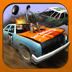 Игра Demolition Derby: Crash Racing для Windows Phone
